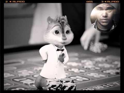 The Weeknd- Outside *Alvin And The Chipmunk's Style *