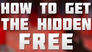 How to get The Hidden for FREE!