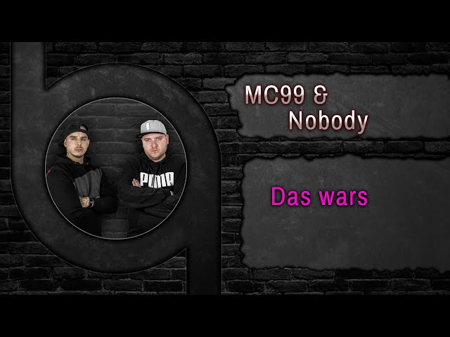 90Beats - Das wars [HQ-Song] www.90beats.de #NBBattleTrack #NBBT01