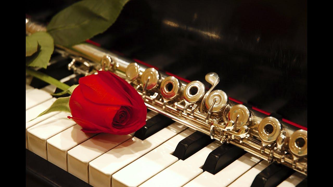 Фон флейта