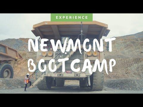 Mengenal Pertambangan Lewat #NewmontBootcamp
