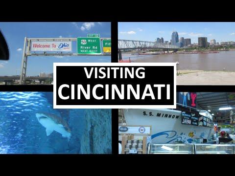 Visiting Cincinnati | Newport Aquarium and Jungle Jim's