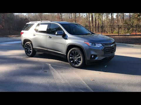 2020 Chevrolet Traverse Review