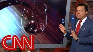 Competing wine studies cause confusion | Reality Check with John Avlon