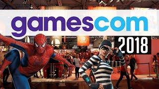 GAMESCOM 2018 - Unsere HIGHLIGHTS! thumbnail