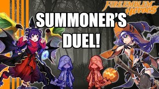 The Land's Bounty - Summoner's Duel! (50 PULLS) Fire Emblem Heroes