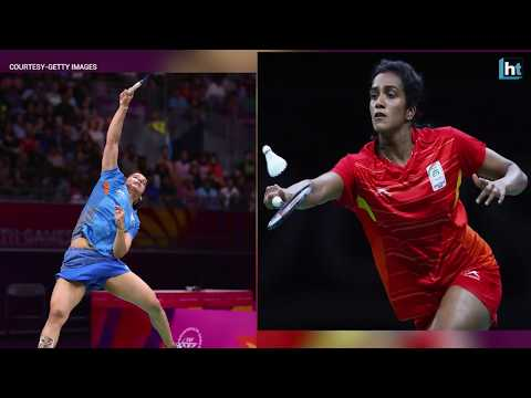 2018 CWG: Saina Nehwal trumps PV Sindhu in all-Indian singles to clinch badminton gold