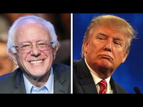 Fox News: Bernie Sanders More Popular Than Trump