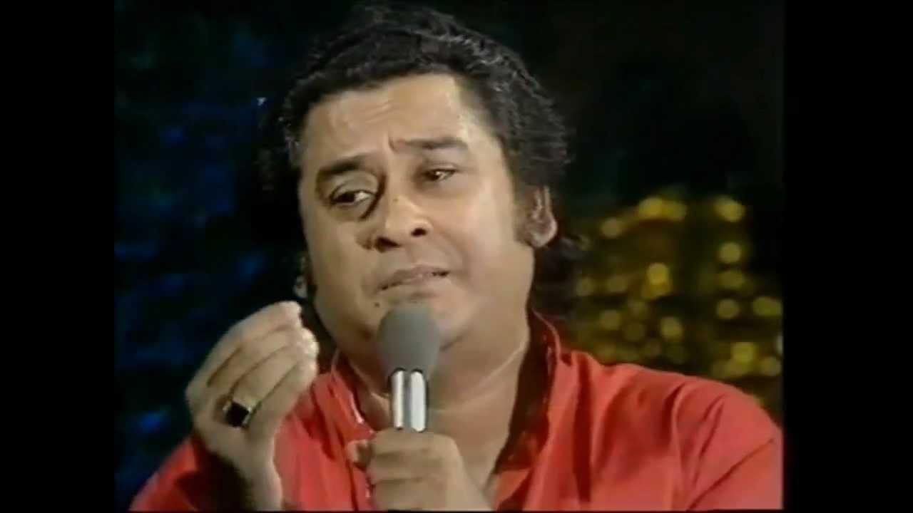 Kishore Kumar Live - Khilte Hain Gul Yahan - (Kishore Live ...  Kishore Kumar L...