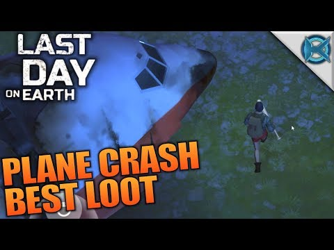 Plane Crash Best Loot   Last Day on Earth: Survival   Let's Play Gameplay   S02E01