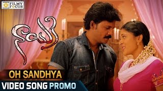 Oh Sandhya Video Song Trailer  Nayaki Movie Songs  Satyam Rajesh, Trisha