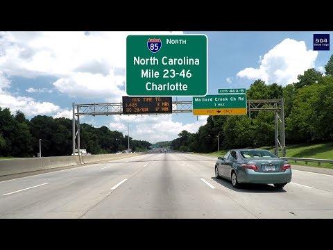 road-trip-#322---i-85-north---north-carolina-mile-23-46-(charlotte)