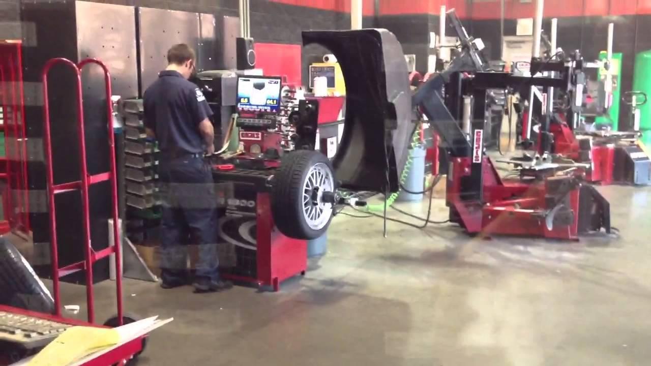 Bored In The Costco Tire Center Youtube