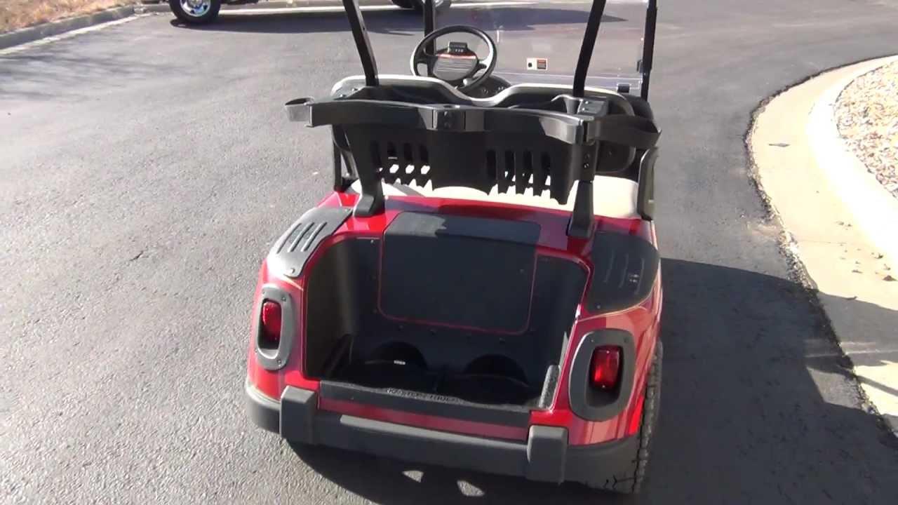 2012 Ez-go Rxv Electric - Rmi Golf Carts