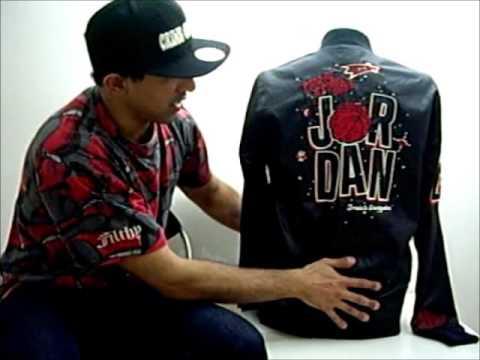 9364b89dabda Jordan Marvin Bomber Jacket Product Presentation By Crime Clothing ...
