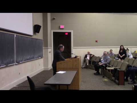 """Due Process"" Lecture by Stuart Taylor"
