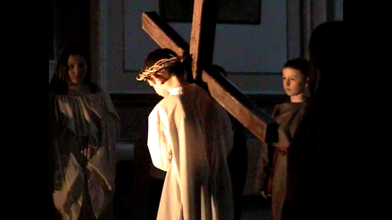 SMA Stations of the Cross  3-30-12