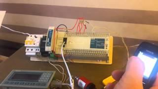 Дистанционное управление оборудованием через GSM модем