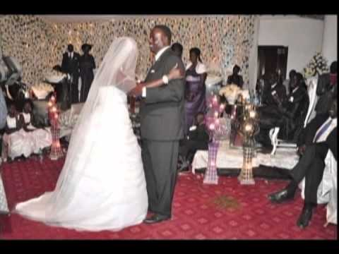 David Buom and Sarah Nyatut photo slide show