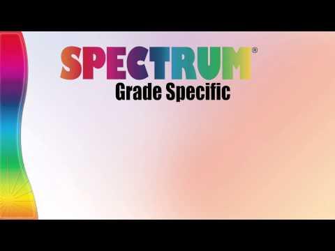 spectrum-grade-specific-workbook-series