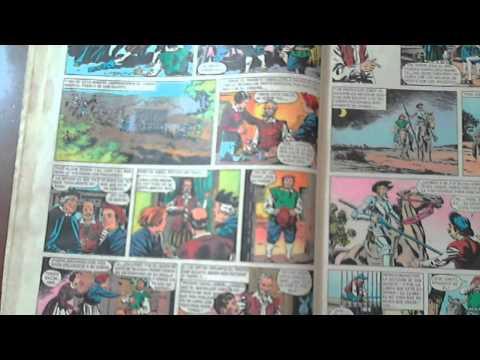 cómic-don-quijote-de-la-mancha-bruguera-1977
