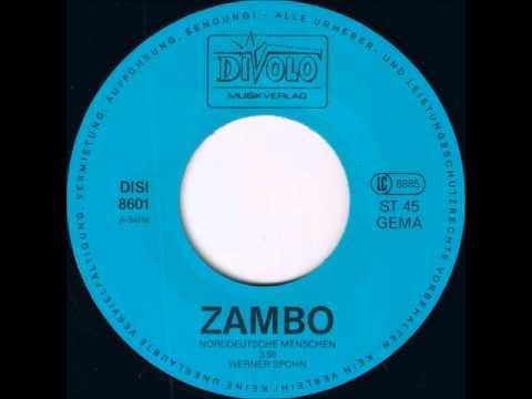 Zambo - Norddeutsche Menschen