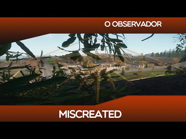 Miscreated - O Observador