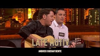 LATE MOTIV - Andy y Lucas,
