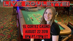 $1000 vs. the Roulette Table! August 22 2019
