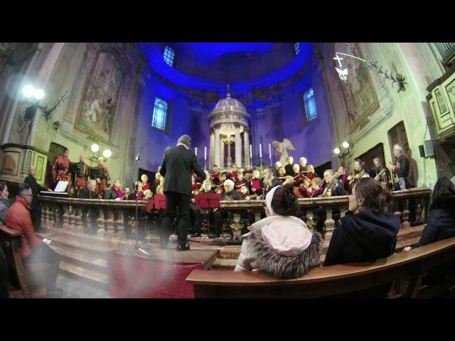 A.  Ramirez -  Misa Criolla  OML - Coro S. Stefano Tesserete - Dir.: Nicola Bühler