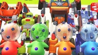 Тоботы новые серии - 19 Серия 3 сезон - мультики про роботов трансформеров [HD]