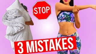Top 10 Exercises - 3 BIG MISTAKES THAT DESTROY YOUR MOTIVATION