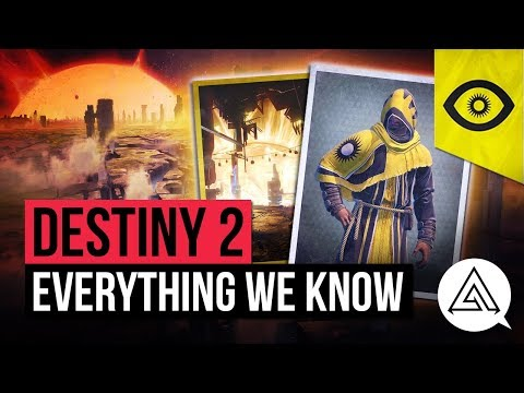 DESTINY 2 | Everything We Know About the Curse of Osiris DLC Expansion