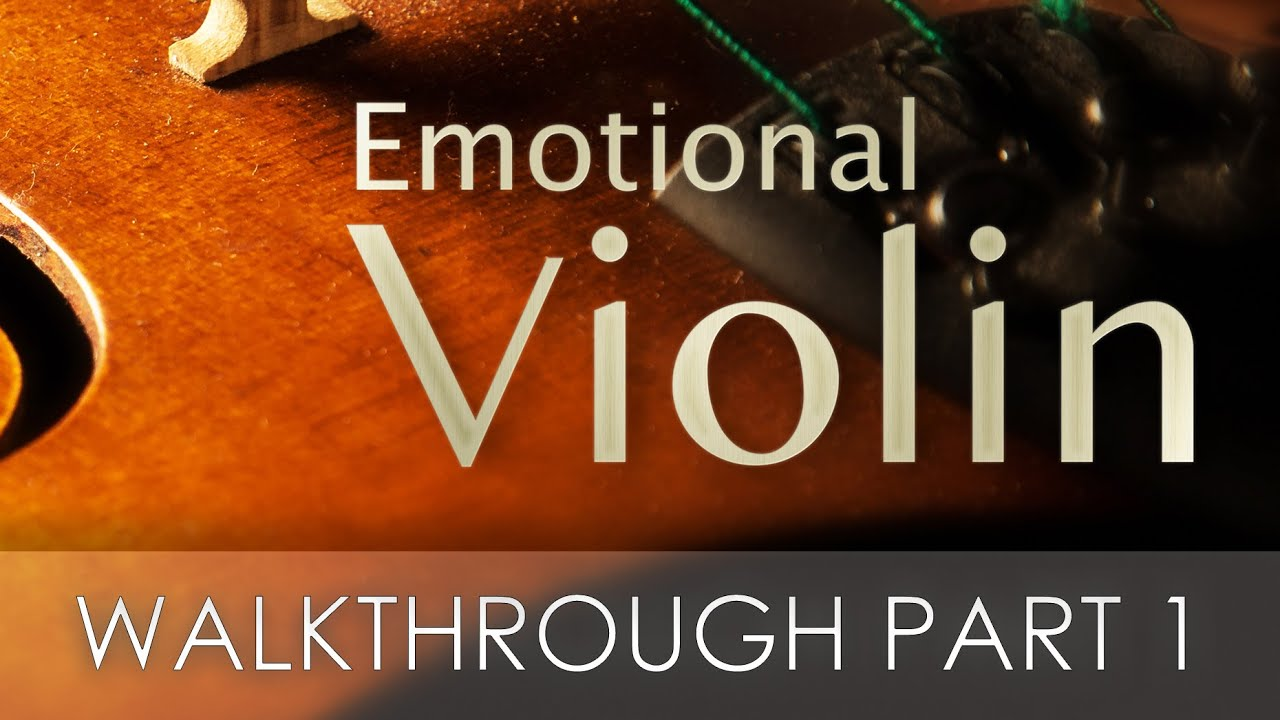 First Look: Emotional Violin by Best Service - Sample