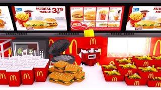 Wir verteidigen unsere McDonalds Filiale 😂