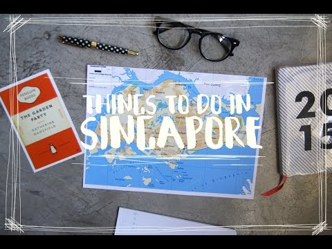 Things To Do In Singapore (SG50 Special) - Guide To Singapore