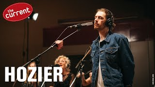 Hozier - four songs at The Current (2019)