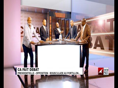 RDC: PRÉSIDENTIELLE BOUSCULADE DANS L'OPPOSITION?