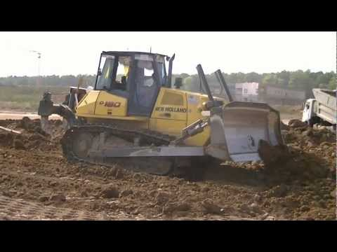 New Holland D180