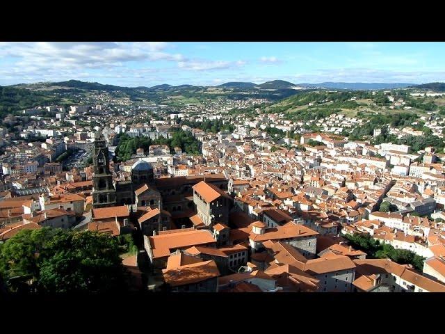 VIA PODIENSIS 1, Le Puy en Velay a Saint Privat d´Allier.
