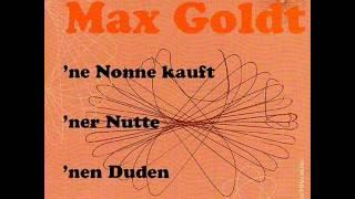 Max Goldt  - was man nicht sagt