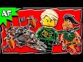 Lego Ninjago Misfortune's Keep 70605 Stop Motion Build Review video