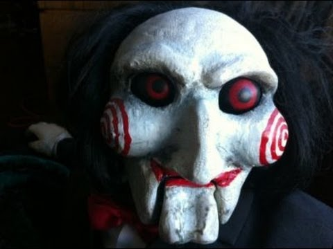 Billy The Doll From Saw Reaches Out To Me About Patrick Hoban :)