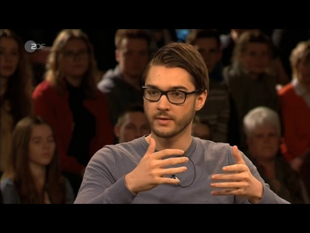 Dominik Schiener on IOTA @ Markus Lanz 20.03.2018