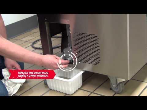 UV500 Oil Change - Ultravac 500 Single Chamber Vacuum Packaging Machine