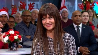 Katie Holmes Interview on 'All We Had'