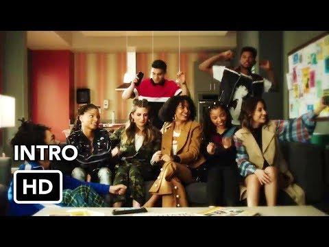 Grown-ish (Freeform) Opening Credits Intro HD - Black-ish spinoff