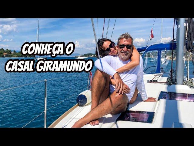 Conheça o Casal Giramundo