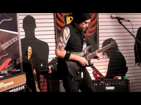 ESP Guitars: NAMM 2013 Day One -- Andy James - YouTube