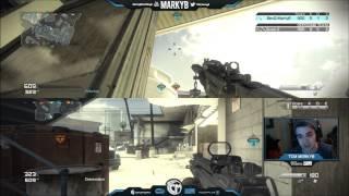 Grenade Spots with MarkyB - Episode #1 - Octane Gas Grenade